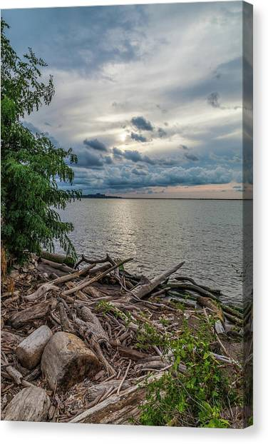 Lake Erie Serenade Canvas Print