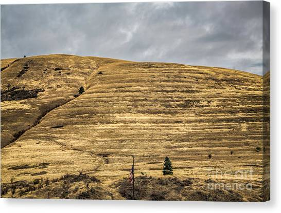 Lake Missoula Canvas Print