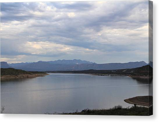 Lake Roosevelt 2 Canvas Print