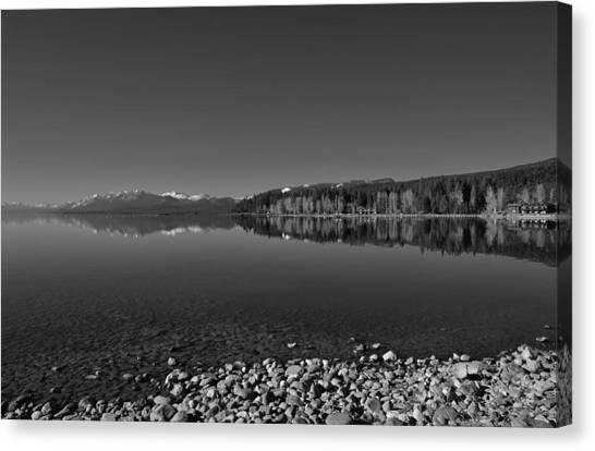 Lake Tahoe Reflections Canvas Print