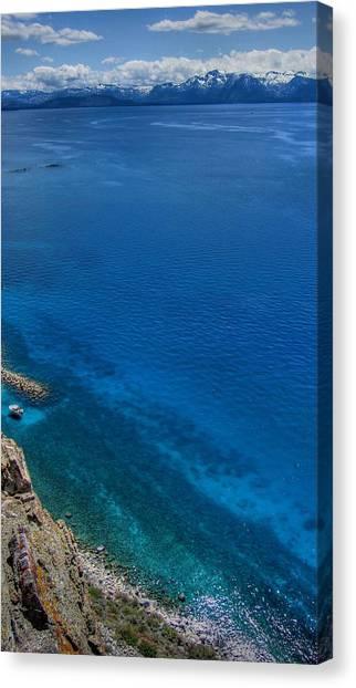 Lake Tahoe Sacred Lands Canvas Print