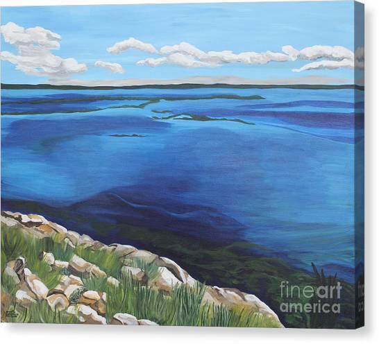 Lake Toho Canvas Print