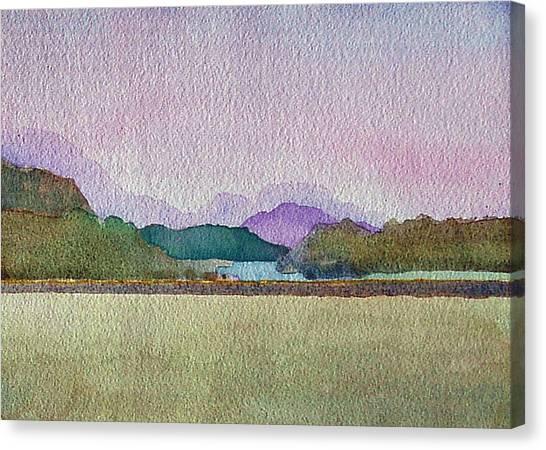 Lakes Of Killarney Canvas Print