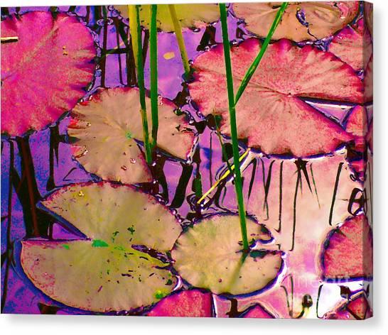 Lakeside I Canvas Print