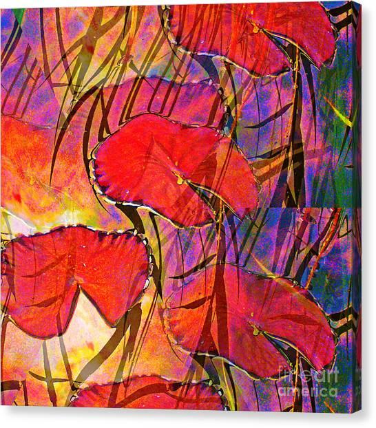 Lakeside V Canvas Print