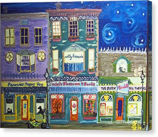 Lamothe Street Canvas Print