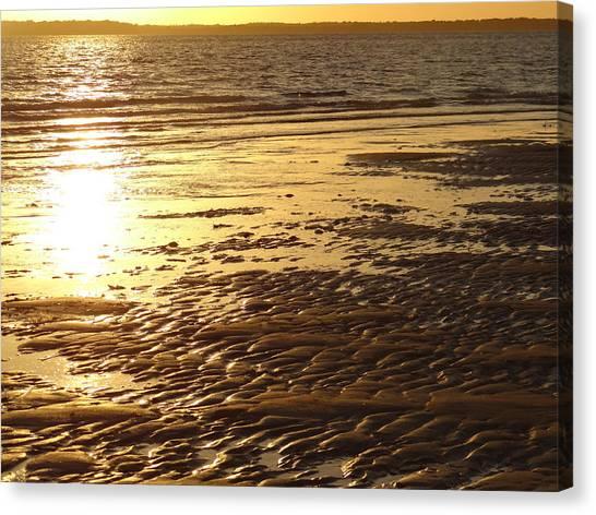 Exploramum Canvas Print - Lamu Island - Untouched Sunset by Exploramum Exploramum