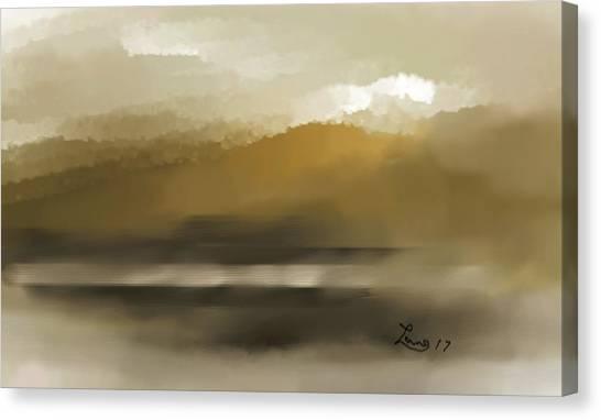 Canvas Print - Landscape 092917 by David Lane