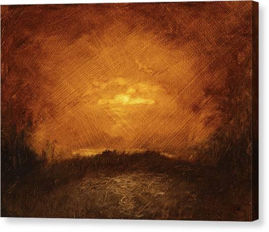Landscape 44 Canvas Print