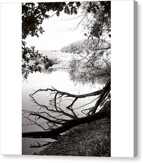 German Canvas Print - #landscape #lake  #mothernature by Mandy Tabatt