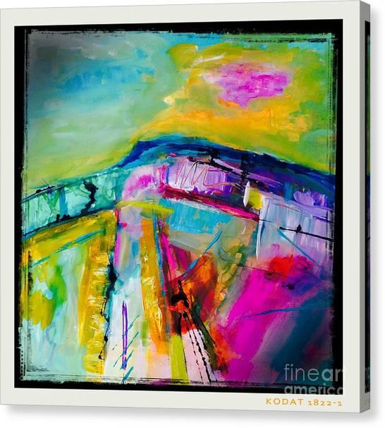 Landscape Of My Soul  Canvas Print