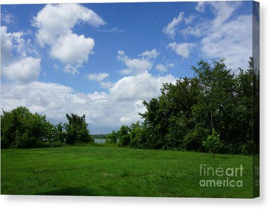 Landscape Photo Canvas Print