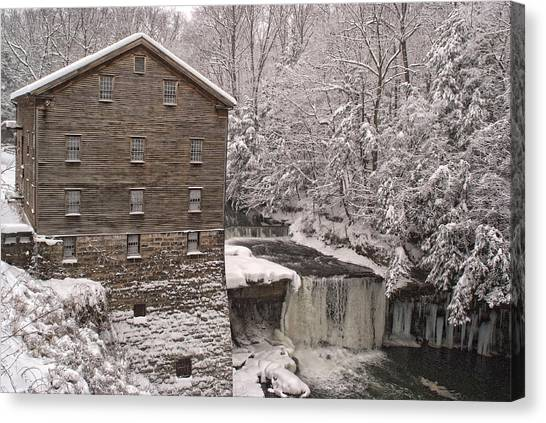 Lanterman's Mill Canvas Print
