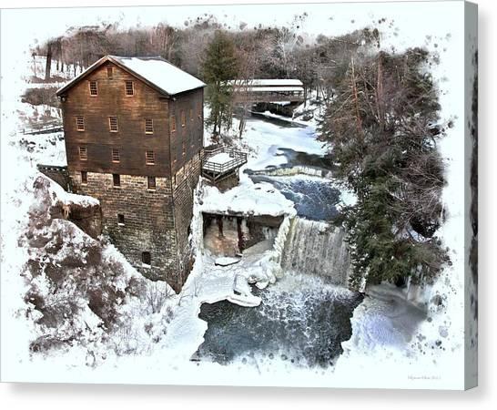 Lanterman's Mill  Canvas Print