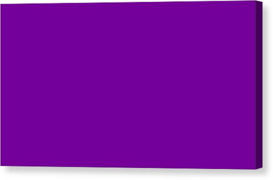 Northwestern University Canvas Print - Large. So Purple. Very Doge.  by Michael French