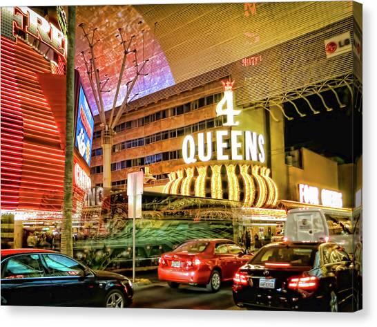 Las Vegas Canvas Print