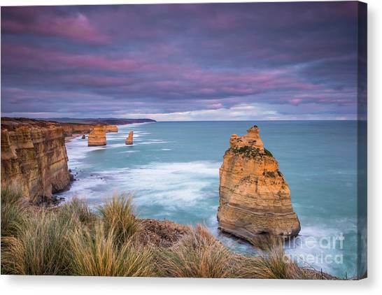 Last Light Of Day Canvas Print