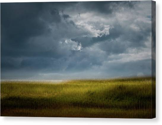 Late September Afternoon  Canvas Print