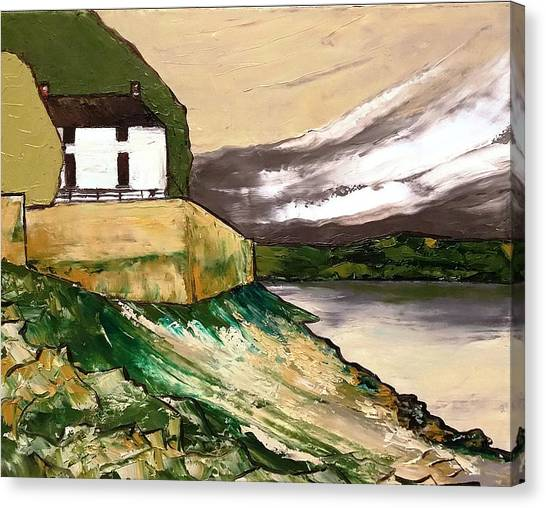 Laugharne Wales  Canvas Print