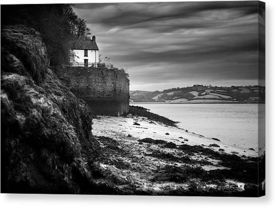 Dylan Thomas Boathouse 5 Canvas Print