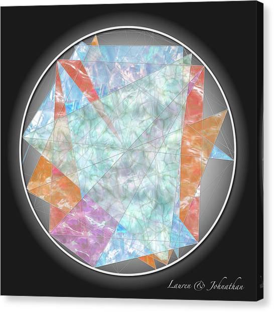 Lauren-johnathan Canvas Print