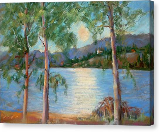 Lauvlia Canvas Print
