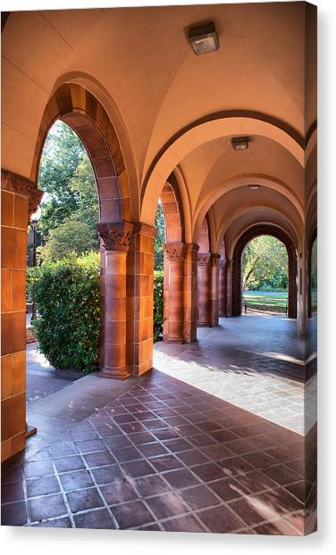 Laxson Auditorium Canvas Print