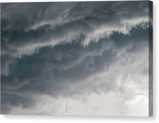 Layers - Canvas Print