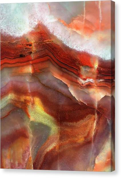 Layers Of Expansion Canvas Print