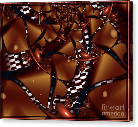 Le Chocolatier Canvas Print