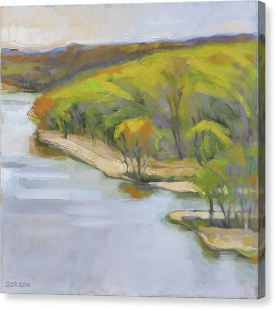 Canvas Print - Leaf Out by Kim Gordon