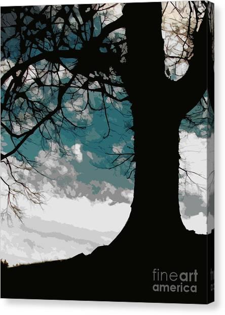 Leaping Spirit Canvas Print