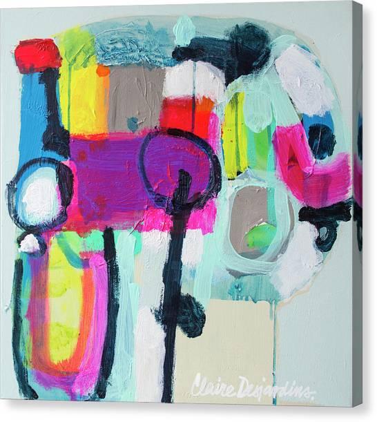 Canvas Print - Learner's Permit by Claire Desjardins