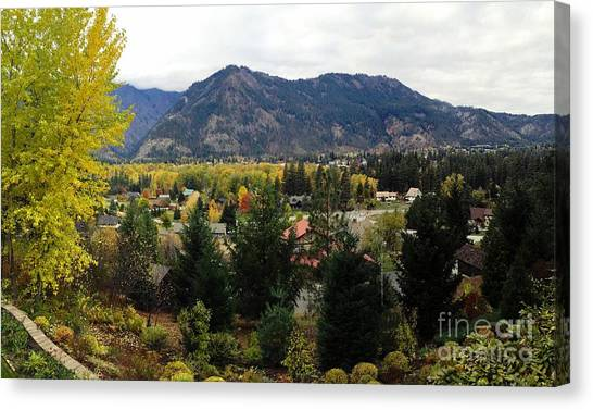 Leavenworth, Wa Canvas Print