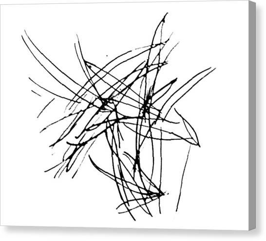 Lee Krasner Series 5 Canvas Print