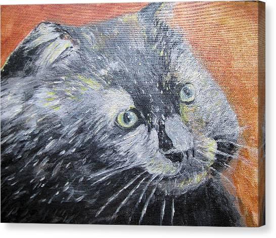 Leena 2 Canvas Print