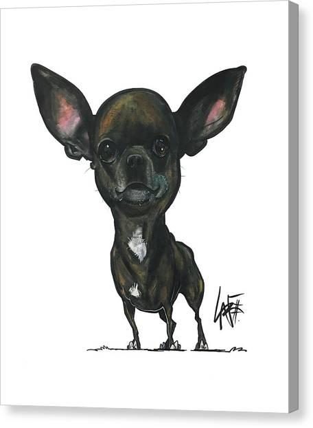 Leroy 3972 Canvas Print