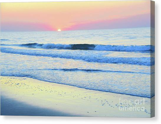 Let It Shine Canvas Print