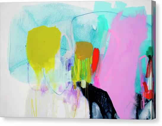 Canvas Print - Let Me Know by Claire Desjardins