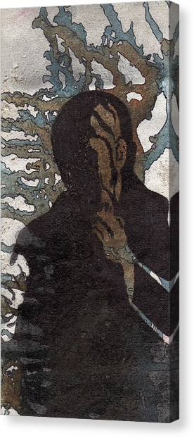 Lethal Injection Canvas Print by AmyJo Arndt