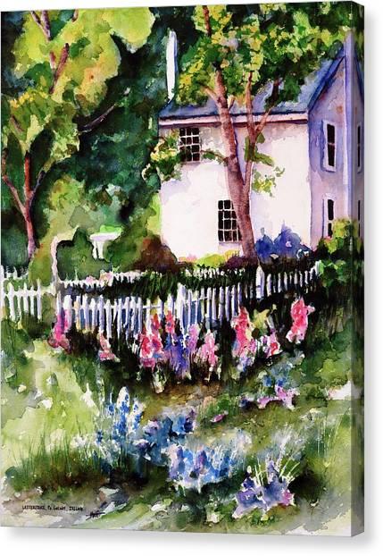 Letterfrack Ireland Canvas Print