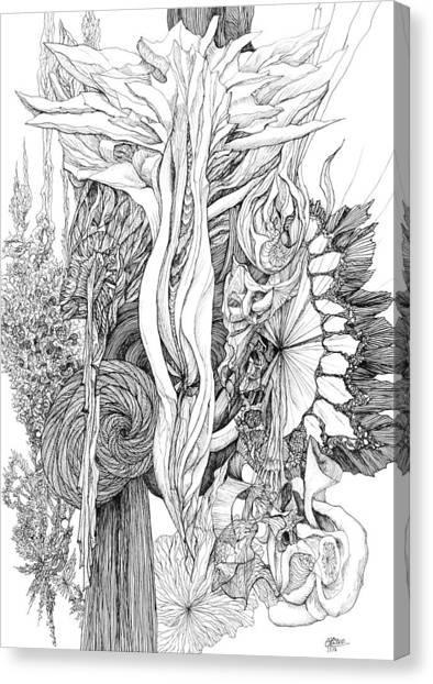 Life Force Canvas Print