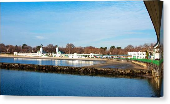 Life In Rye Canvas Print