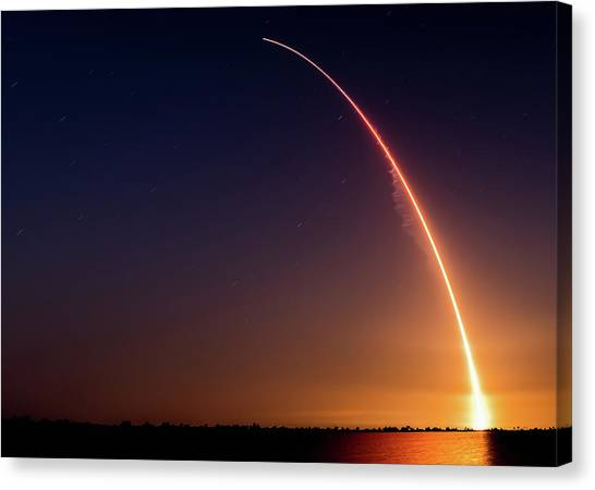 Liftoff Canvas Print