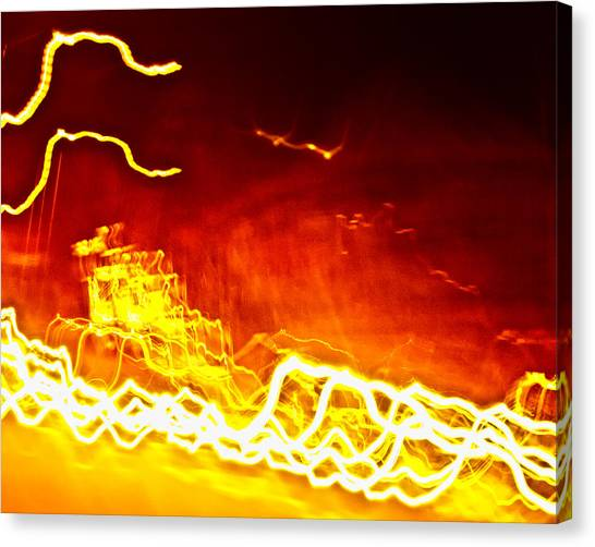 Light 1 Canvas Print