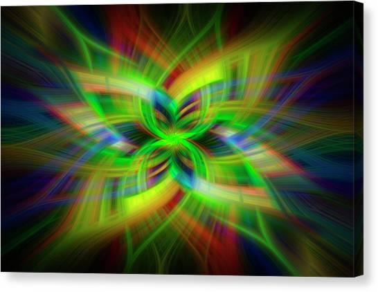 Light Abstract 1 Canvas Print