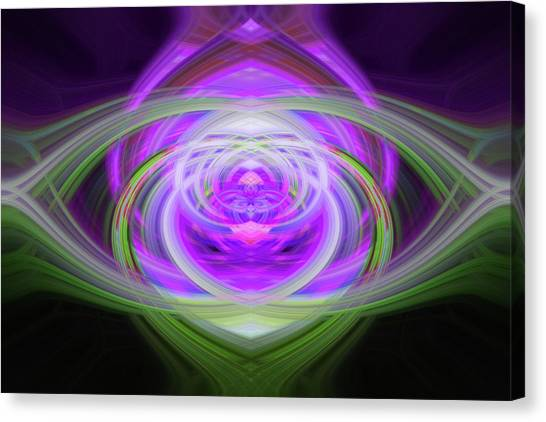 Light Abstract 3 Canvas Print