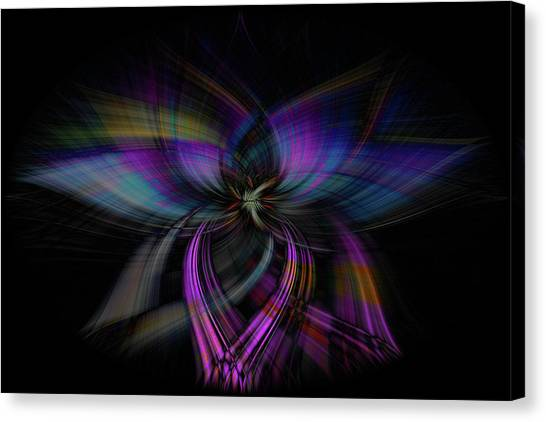 Light Abstract 4 Canvas Print