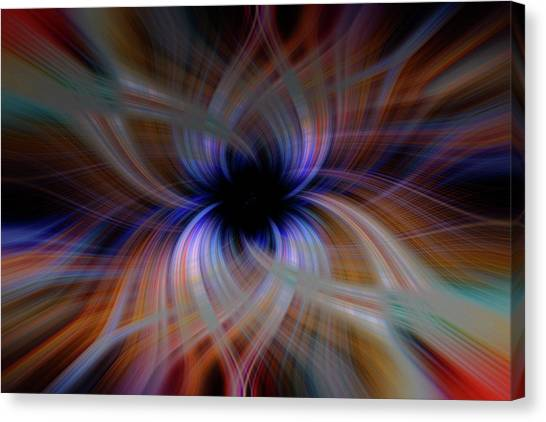 Light Abstract 5 Canvas Print