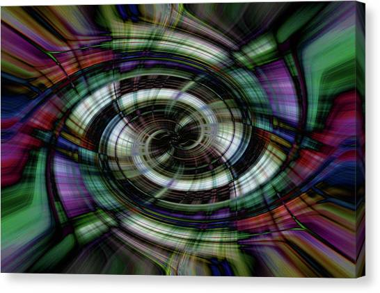 Light Abstract 6 Canvas Print